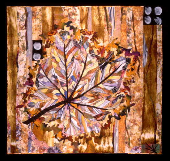 Tapestry 1997 Phases Forest Tapestry 1997